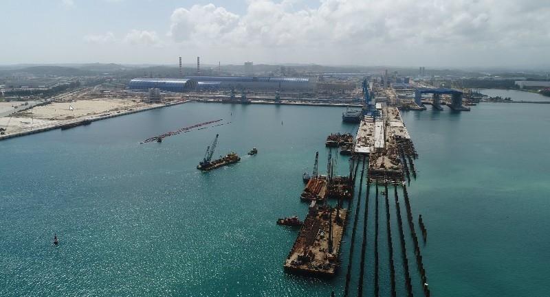 Hòa Phát được nhận chìm hơn 15 triệu m³ vật chất xuống biển - ảnh 1