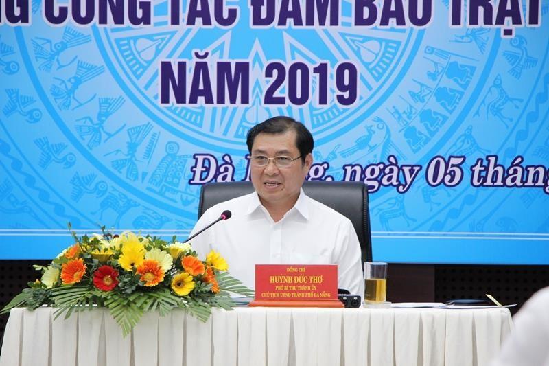 Chủ tịch Đà Nẵng lên tiếng vụ nhà cựu Viện phó VKS bị bôi bẩn  - ảnh 1