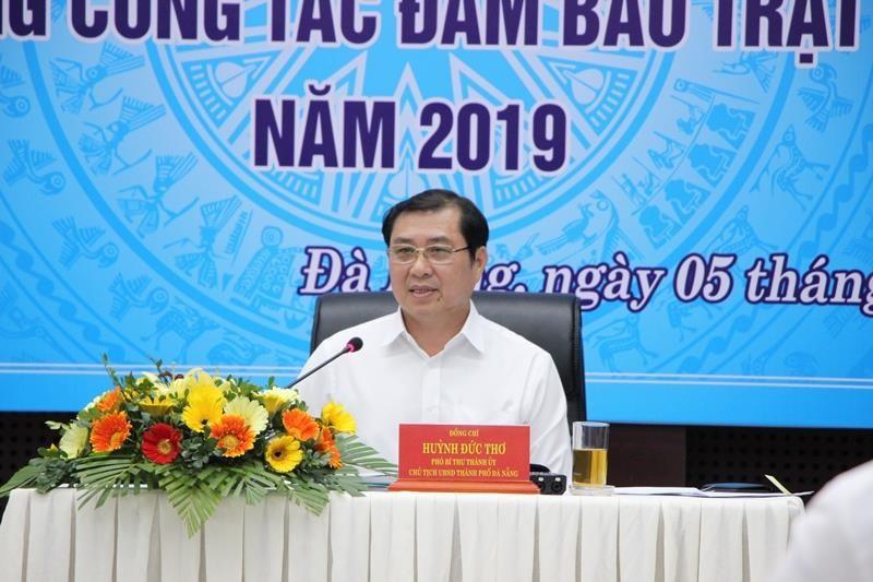 Đà Nẵng: Đề nghị xử lý các hộ kinh doanh hàng rong vỉa hè - ảnh 1