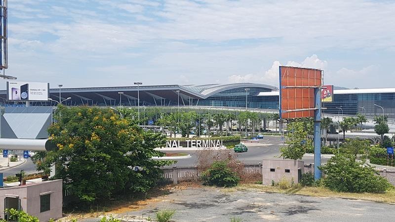 Hầm qua sân bay Đà Nẵng mới chỉ là ý tưởng - ảnh 1