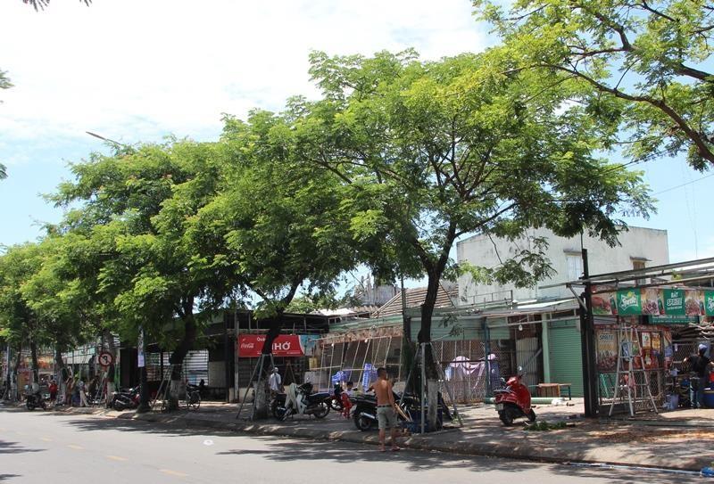 Đến lượt dãy quán nhậu xuyên đêm ở Đà Nẵng bị tháo dỡ - ảnh 2