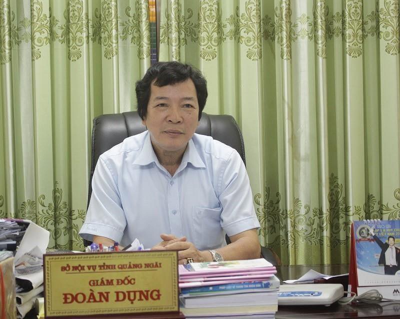 Giám đốc Sở Nội vụ Quảng Ngãi gửi gắm thí sinh bị kiểm điểm - ảnh 1