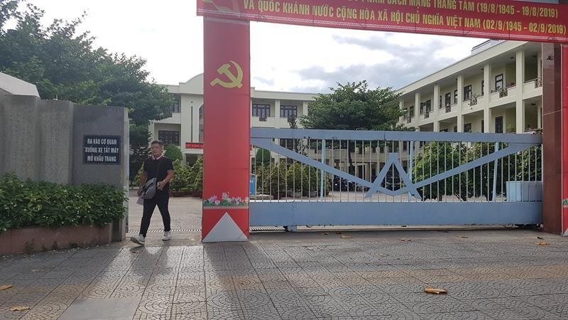 Đà Nẵng dừng chuyển trụ sở quận Hải Châu sang địa điểm mới - ảnh 1