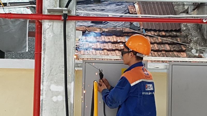 Mục sở thị bãi đỗ xe lắp ghép công nghệ Nhật tại Đà Nẵng - ảnh 5