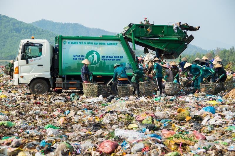 Đà Nẵng cần thêm 8.500 tỉ đồng xử lý rác thải - ảnh 1