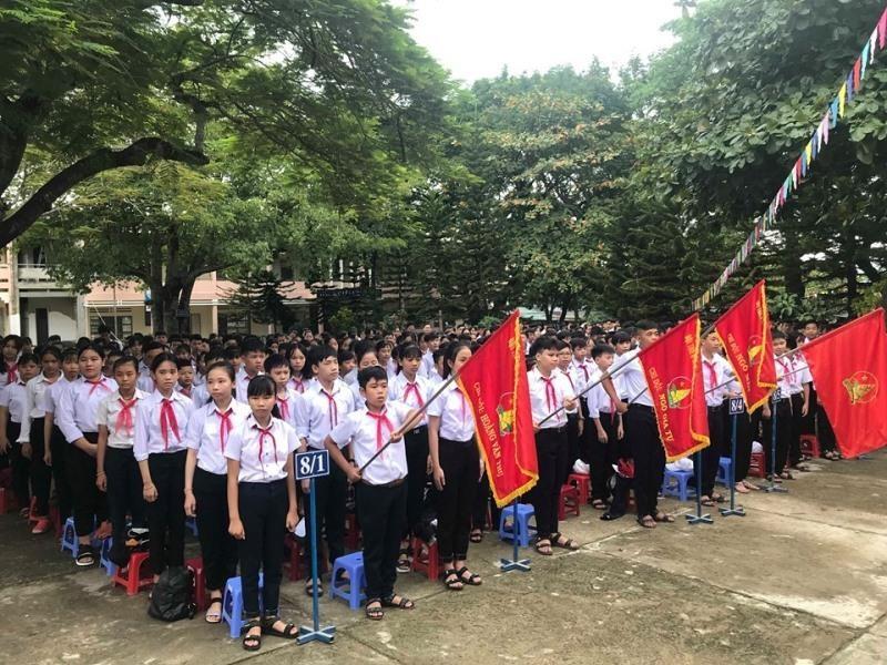 Đà Nẵng khai giảng năm học mới, nhiều trường vẫn ngổn ngang - ảnh 2