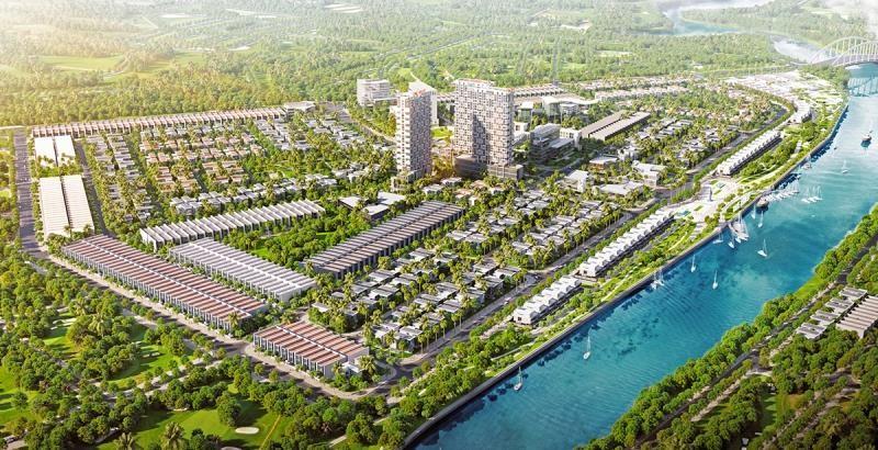 Đất Xanh Miền Trung phải dừng thi công hàng chục căn biệt thự - ảnh 2