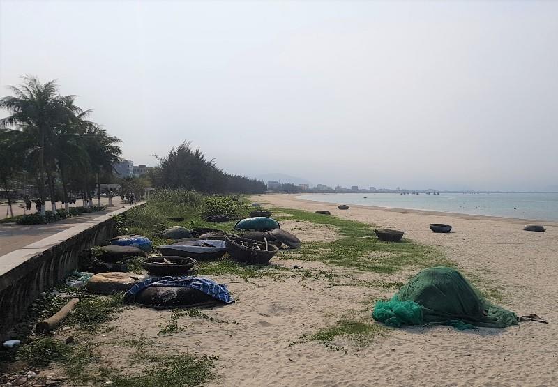 Đầu tư 35 tỉ đồng, Đà Nẵng sắp có thêm 2 bãi đỗ xe ven biển - ảnh 1