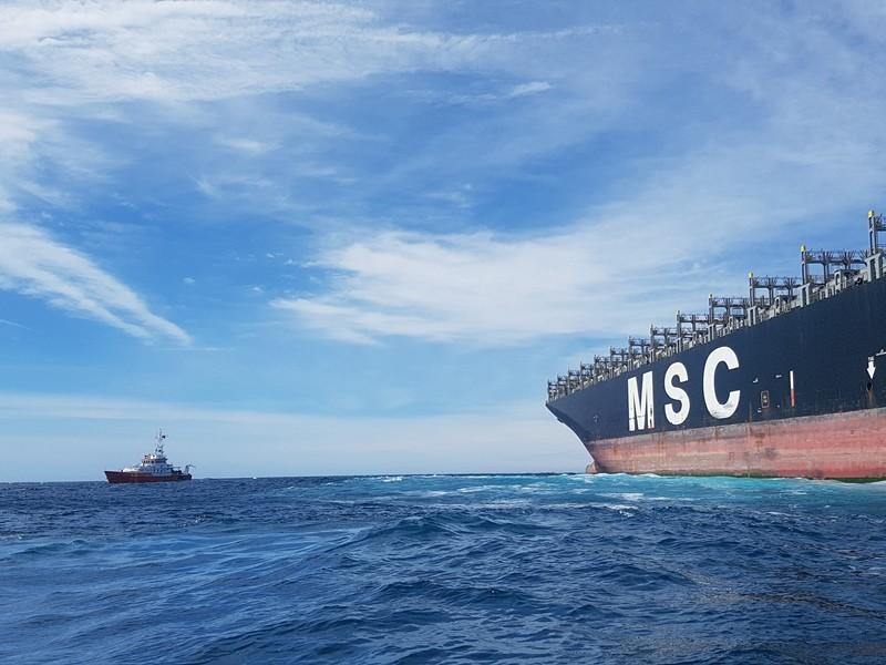 Khẩn cấp cứu 1 người nước ngoài nguy kịch ở vùng biển Hoàng Sa - ảnh 1