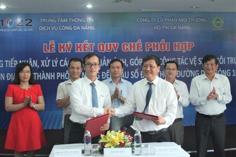 Hơn 1.000 phản ánh về môi trường tại Đà Nẵng chỉ trong 9 tháng - ảnh 1