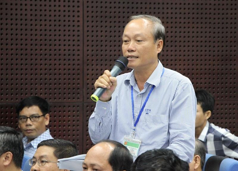 Tổng cục 2 vào cuộc vụ giám đốc BQL dự án tại Đà Nẵng bị dọa - ảnh 1