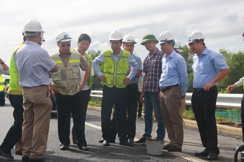 Những tố cáo nhắm vào cựu GĐ BQL cao tốc Đà Nẵng-Quảng Ngãi - ảnh 3