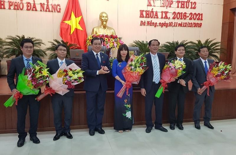 HĐND TP Đà Nẵng miễn nhiệm và bầu nhiều chức danh - ảnh 2