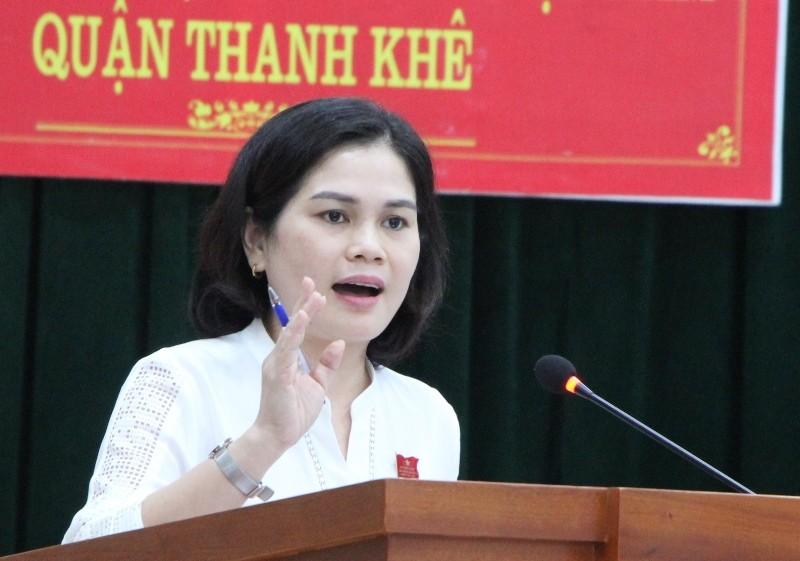 Đà Nẵng: Cử tri kiến nghị sáp nhập hai quận phía đông - ảnh 2