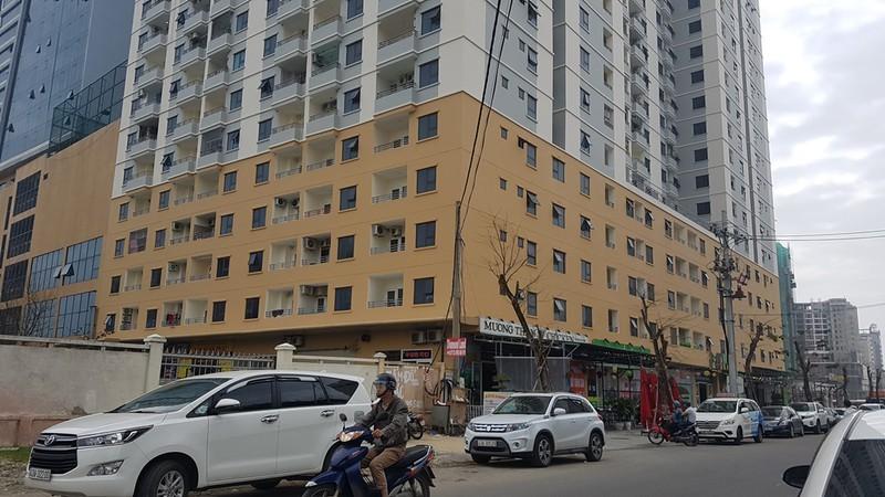 Chủ hộ chung cư Mường Thanh được hỗ trợ 20 triệu đồng - ảnh 1