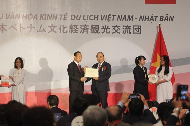 Thủ tướng: Việt Nam và Nhật Bản chia sẻ nhiều lợi ích chung - ảnh 1