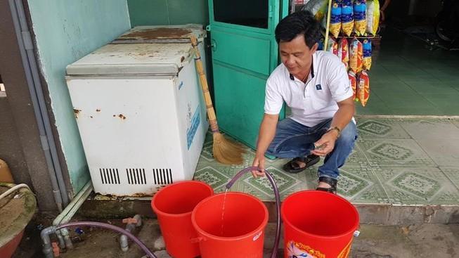 Hủy thầu nhà máy nước ngàn tỉ ở Đà Nẵng - ảnh 1