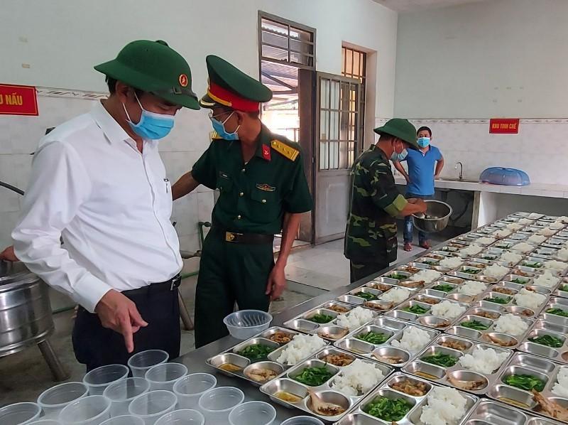 69 người được cách ly tại Đà Nẵng ăn ở ra sao? - ảnh 4