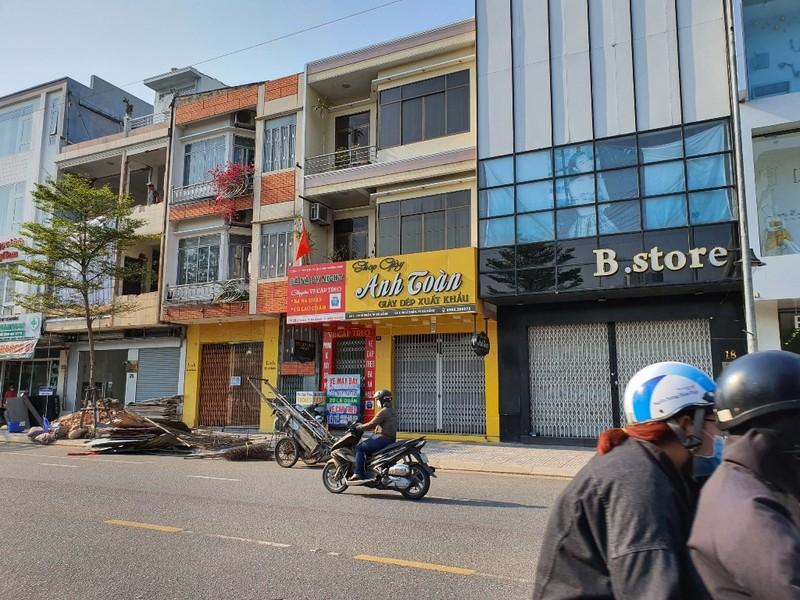 Nhiều cửa hàng tại Đà Nẵng đóng cửa, trả mặt bằng vì COVID-19 - ảnh 7