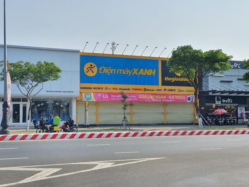 Nhiều cửa hàng tại Đà Nẵng đóng cửa, trả mặt bằng vì COVID-19 - ảnh 8
