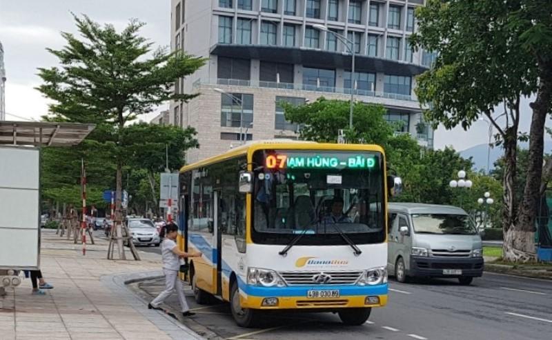 Đà Nẵng điều chỉnh biểu đồ 12 tuyến buýt trợ giá vì COVID-19 - ảnh 1
