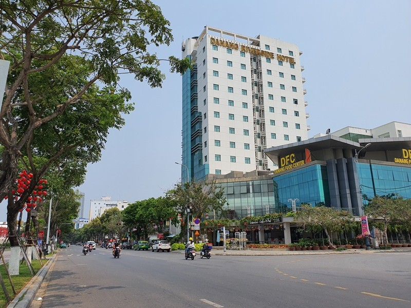 Bên trong khách sạn tại Đà Nẵng tự nguyện thành khu cách ly - ảnh 1