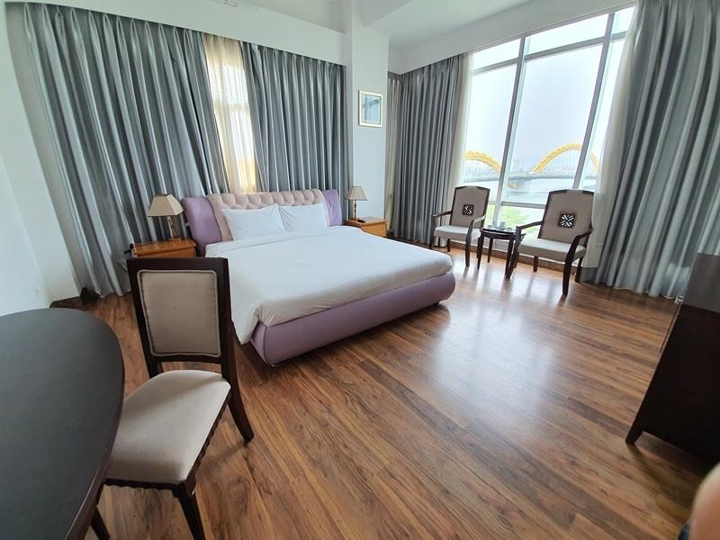 Bên trong khách sạn tại Đà Nẵng tự nguyện thành khu cách ly - ảnh 4