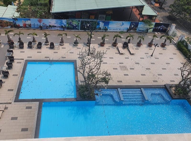 Bên trong khách sạn tại Đà Nẵng tự nguyện thành khu cách ly - ảnh 5