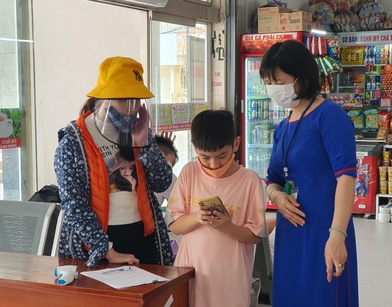 Quy trình nghiêm ngặt phòng COVID-19 tại ga Đà Nẵng - ảnh 3