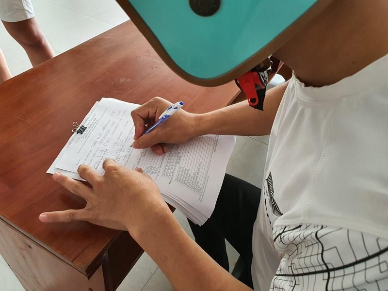 Quy trình nghiêm ngặt phòng COVID-19 tại ga Đà Nẵng - ảnh 5