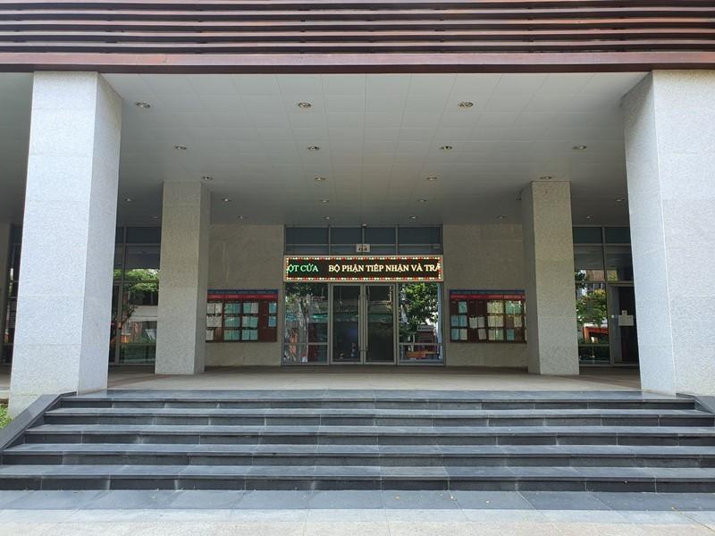 Đà Nẵng cho 50% công chức, viên chức làm việc tại nhà - ảnh 2