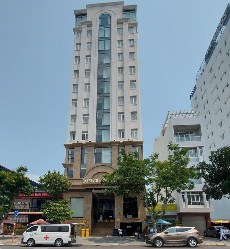 Đà Nẵng cách ly có thu phí 11 người đến từ Hà Nội, TP.HCM - ảnh 1