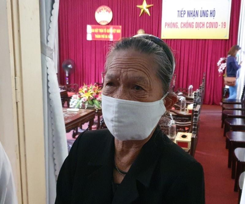 Đà Nẵng nhận 85 tấn gạo ủng hộ cho cây ATM gạo - ảnh 1