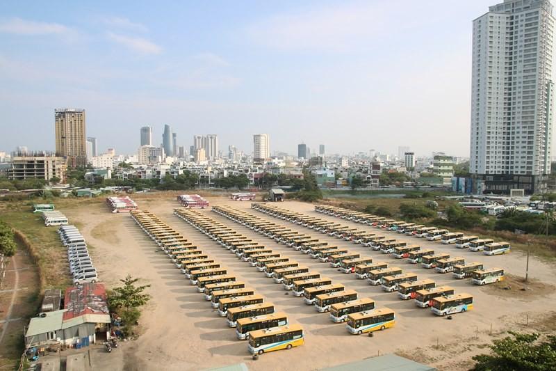 Đà Nẵng tiếp tục dừng mọi hoạt động vận tải - ảnh 1