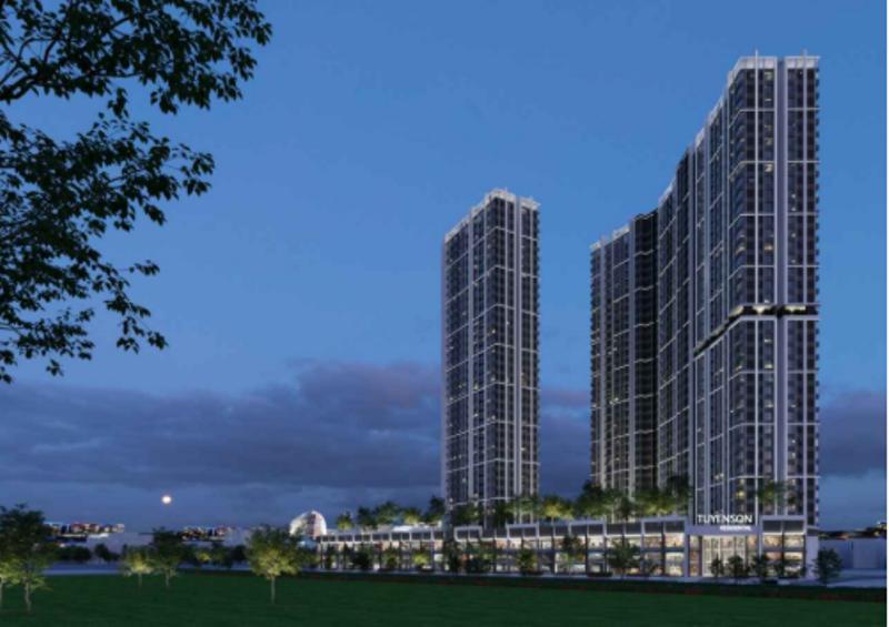 Đà Nẵng có thêm 2 dự án bất động sản 3.100 tỉ đồng - ảnh 1
