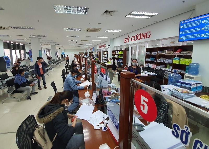 Đà Nẵng: Mở lại bộ phận một cửa kèm các biện pháp phòng dịch - ảnh 1
