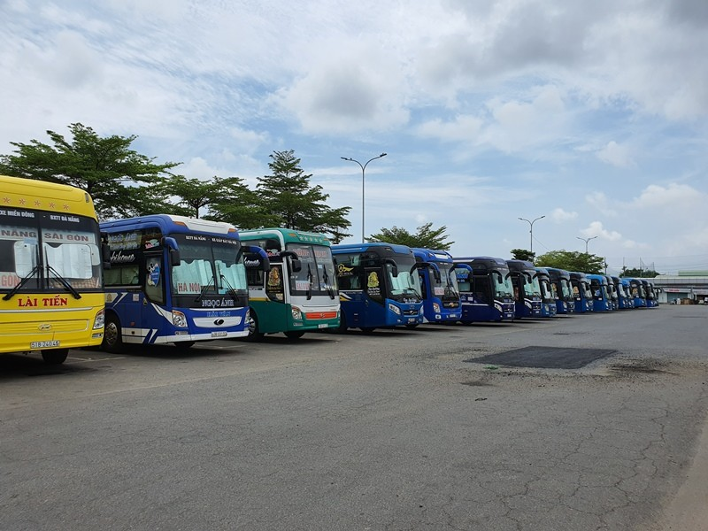 Đà Nẵng phục hồi hoạt động xe khách liên tỉnh từ ngày 24-4 - ảnh 1