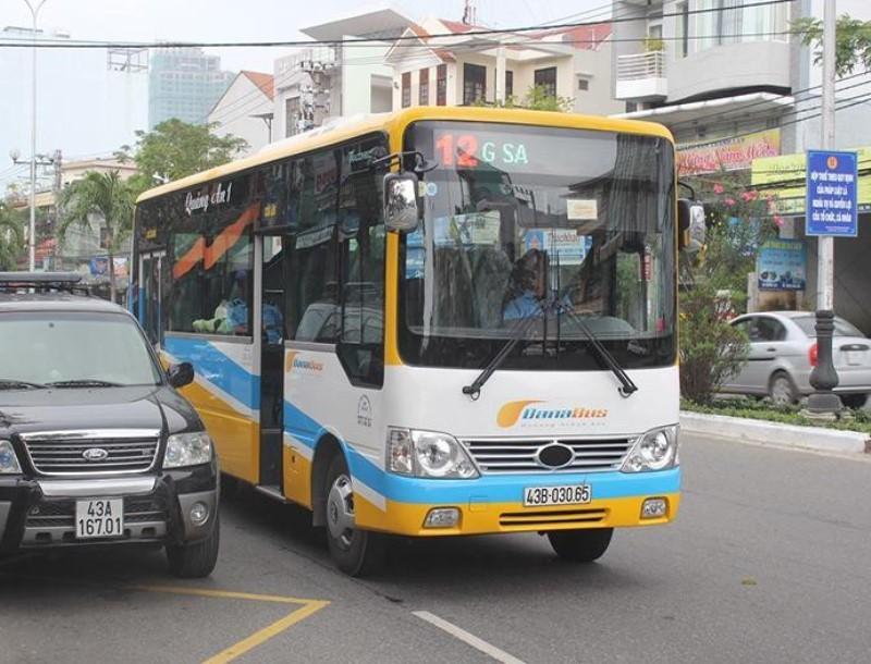 Từ 29-4, xe buýt liên tỉnh tại Đà Nẵng hoạt động trở lại - ảnh 1