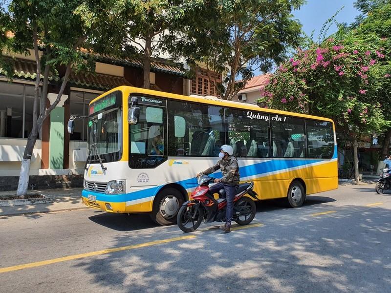 Quảng Nam lo 'vỡ trận' xe buýt liên tỉnh với Đà Nẵng - ảnh 2