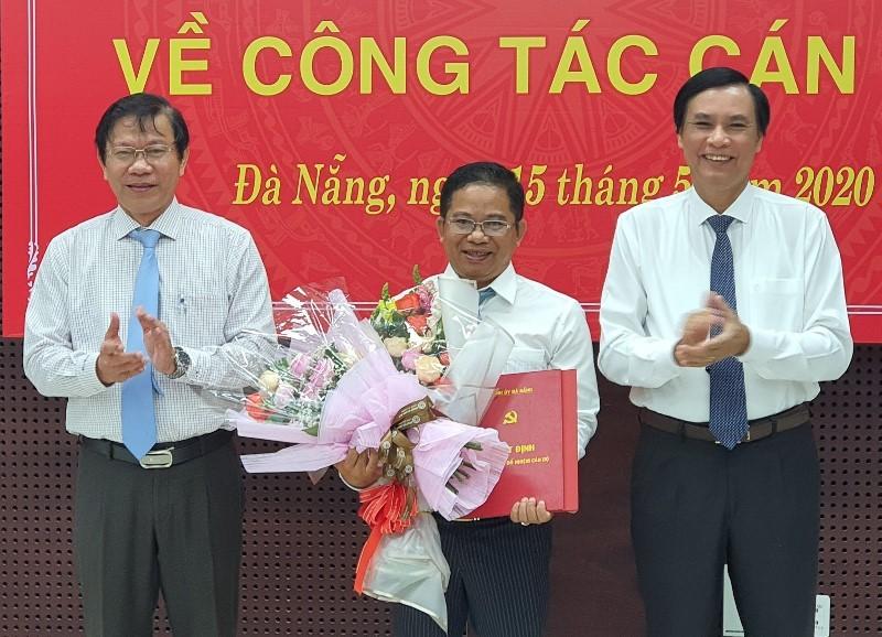 Quận Sơn Trà có phó bí thư mới - ảnh 1