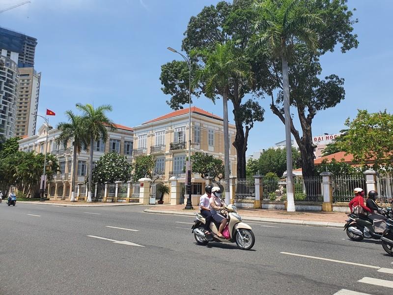 500 tỉ cải tạo trụ sở HĐND TP Đà Nẵng thành bảo tàng - ảnh 1