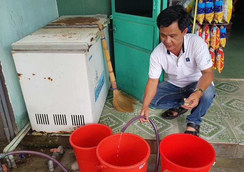 Hộ nghèo tại Đà Nẵng được miễn tiền nước sinh hoạt - ảnh 1
