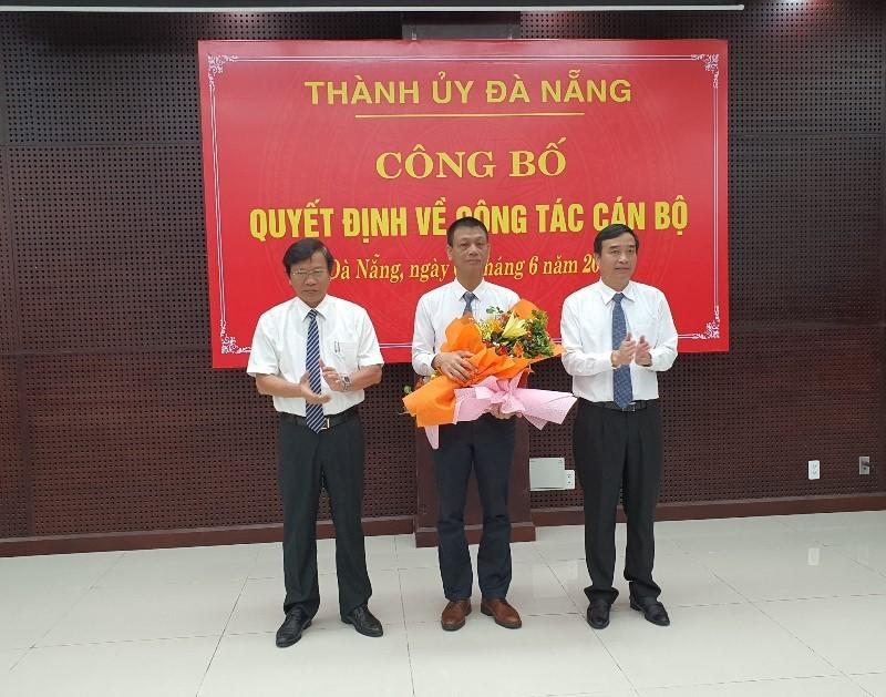 Đà Nẵng: huyện Hoà Vang có phó bí thư mới  - ảnh 1