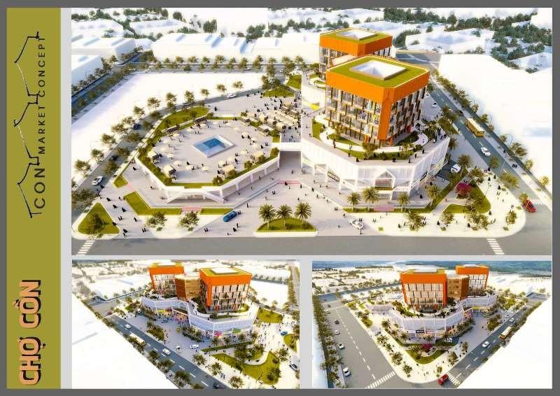 Đà Nẵng sẽ xây mới Chợ Cồn nức tiếng một thời - ảnh 1