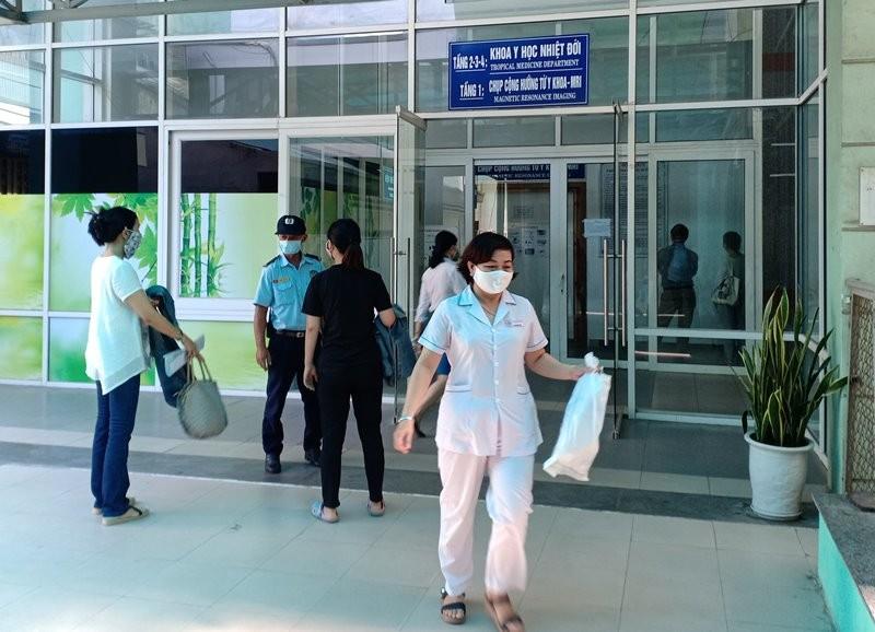 Bác tin đồn bệnh nhân nghi nhiễm COVID-19 tại Đà Nẵng tử vong  - ảnh 1