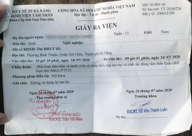 Công an thông tin người bôi nước bọt trong siêu thị ở Đà Nẵng - ảnh 1