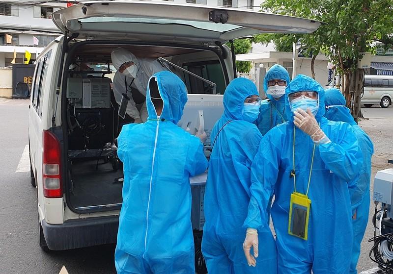 Đà Nẵng 'cầu viện' Hải Phòng, Bình Định hỗ trợ chống dịch - ảnh 1
