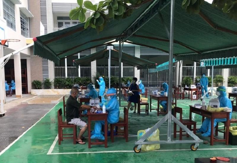 Nơi nào tại Đà Nẵng được phép xét nghiệm COVID-19? - ảnh 1