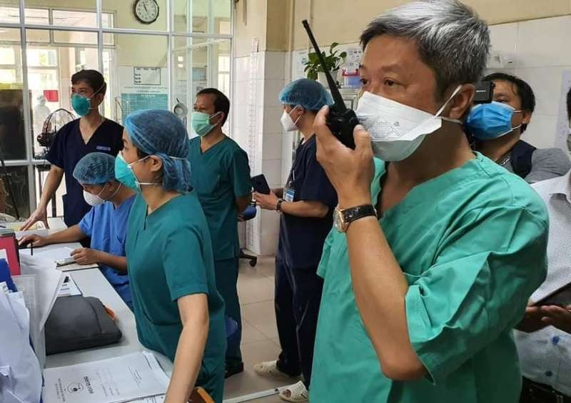 Sức khỏe các ca COVID-19 đang điều trị tại Đà Nẵng ra sao? - ảnh 1