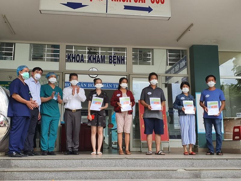 Đà Nẵng: 103 bệnh nhân COVID-19 có kết quả xét nghiệm âm tính - ảnh 1